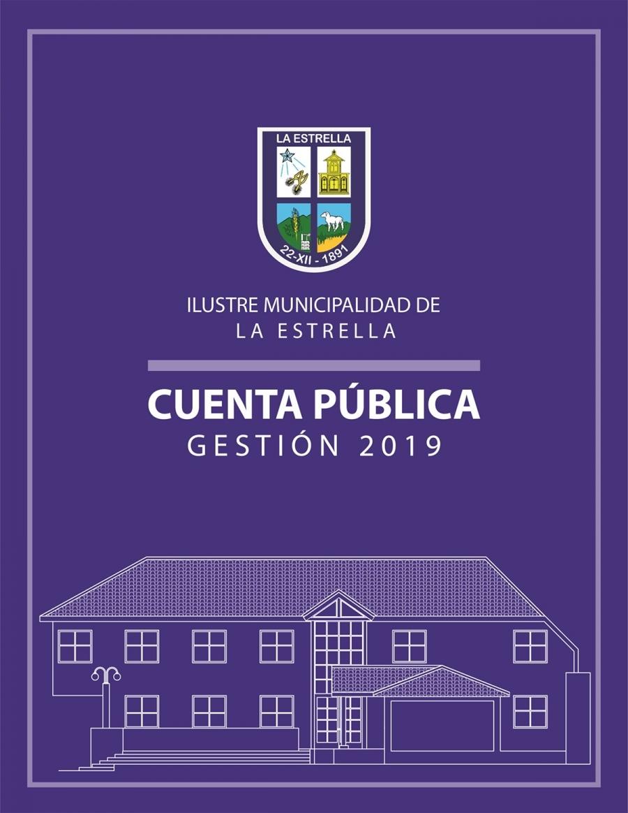 Cuenta Pública Gestión 2019