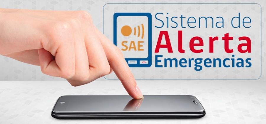 Infórmate sobre el Sistema de Alerta de Emergencias de la ONEMI