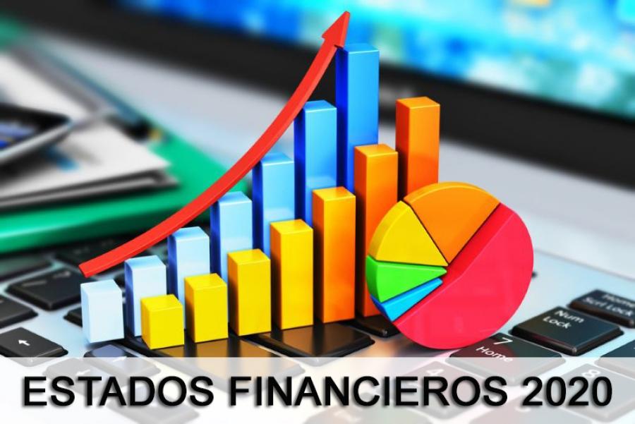 Estados Financieros Año 2020 No Auditados